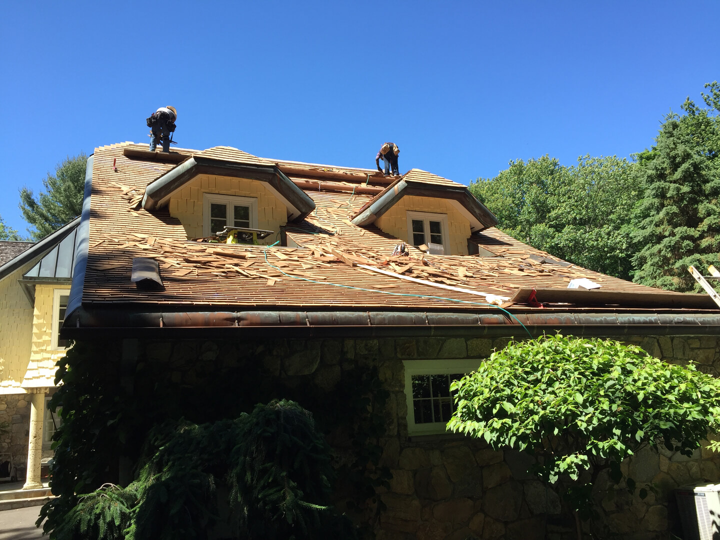 Roofing Contractors Roofing Services Greenwich CT